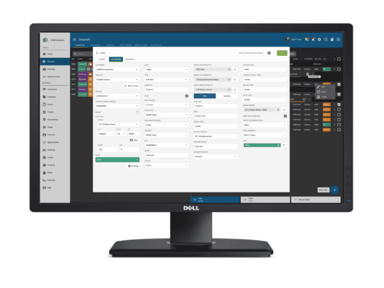 Custom, Cloud-Based Dispatching Software