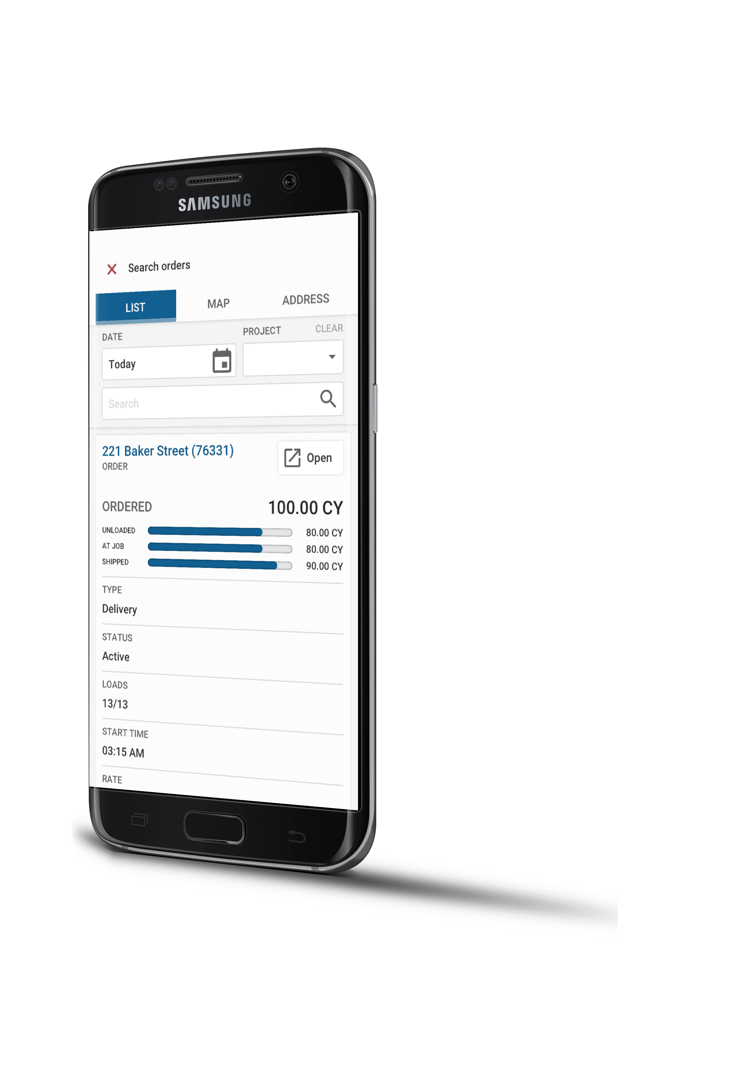 Real-Time Project Management for Construction Contractors